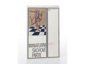 Miniaturní šachové partie