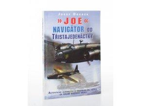 Joe - navigátor od Třistajedenáctky