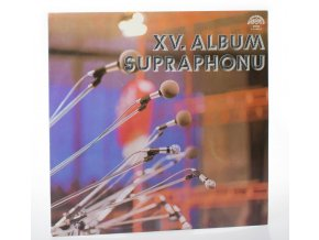 XV. album Supraphonu