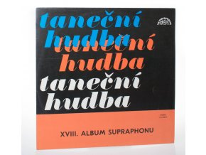 XVIII. album Supraphonu: taneční hudba