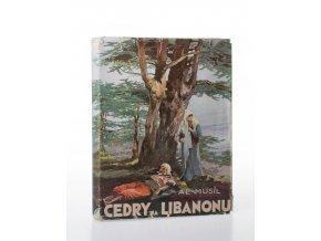 Cedry na Libanonu