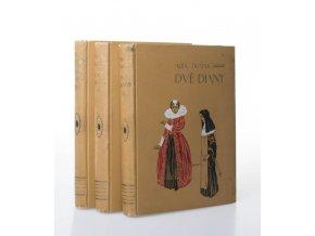Dvě Diany (3  sv.) (1925)