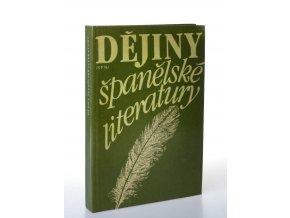 Dějiny španělské literatury