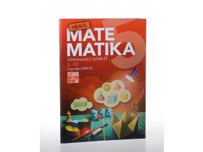 Hravá matematika. Díl 1: učebnice pro 5. ročník ZŠ