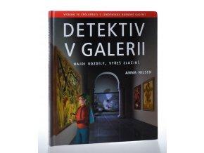 Detektiv v galerii