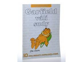 Garfield válí sudy