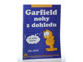 Garfield: nohy z dohledu