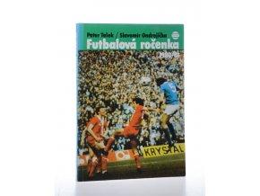 Futbalová ročenka: 1980/81