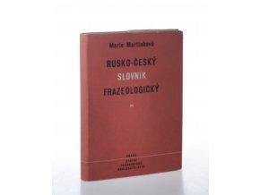 Rusko-český slovník frazeologický