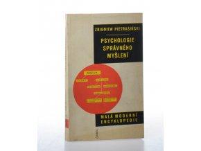 Psychologie správného myšlení (1965)