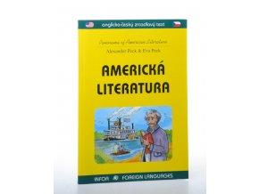 Americká literatura : Panorama of American Literature