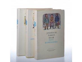 Chodská trilogie: Paní Komisarka; Osmačtyřicátníci ; Lůsy (3 sv.) (1974-76)