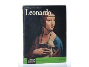 L' opera completa di Leonardo pittore