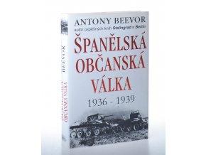 Španělská občanská válka: 1936-1939