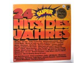 24 Super Hits des Jahres (2LP)