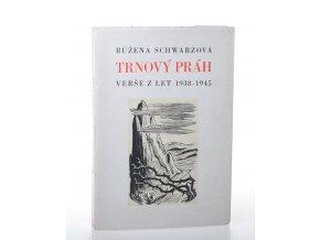 Trnový práh : verše z let 1938 - 1945