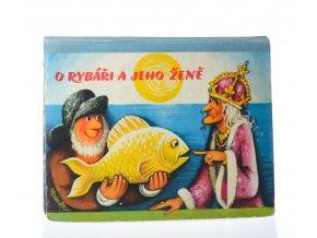 O rybáři a jeho ženě