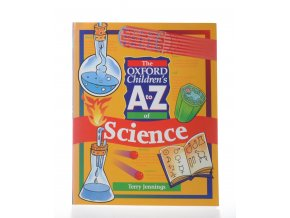 The Oxford Children's A to Z  of science