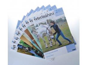 Veterinářství : odborný a stavovský měsíčník pro veterinární lékaře (2015)