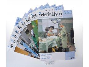 Veterinářství : odborný a stavovský měsíčník pro veterinární lékaře (2014)