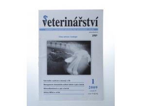 Veterinářství : odborný a stavovský měsíčník pro veterinární lékaře (1/2009)