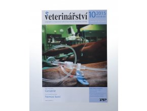 Veterinářství : odborný a stavovský měsíčník pro veterinární lékaře (10/2015)