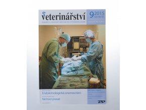 Veterinářství : odborný a stavovský měsíčník pro veterinární lékaře (9/2015)