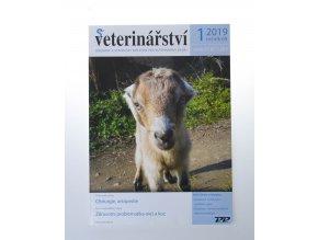 Veterinářství : odborný a stavovský měsíčník pro veterinární lékaře (1/2019)