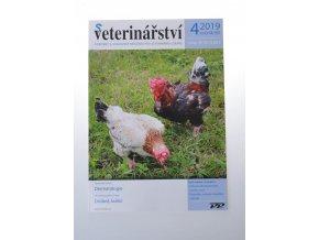 Veterinářství : odborný a stavovský měsíčník pro veterinární lékaře (4/2019)