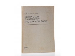 Sbírka úloh z matematiky pro základní školy (1986)