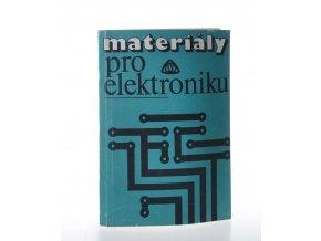 Materiály pro elektroniku (1987)