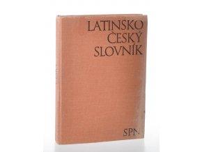 Latinsko-český slovník