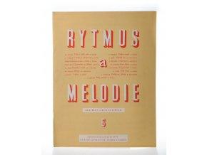 Rytmus a melodie č. 6 : klavírní album se zpěvem