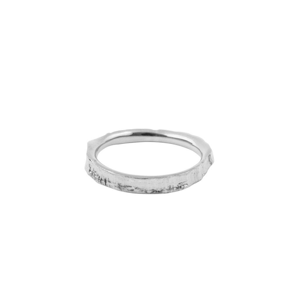 Amuri ring - 14kt white gold