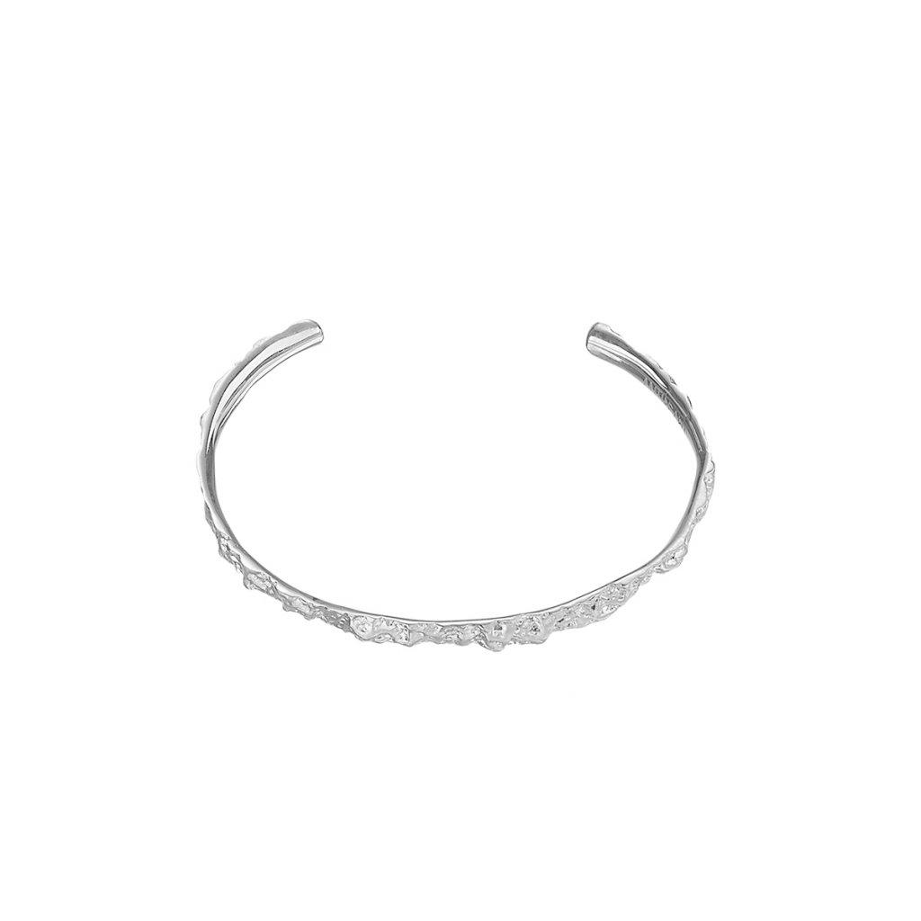 Aroha bracelet - silver