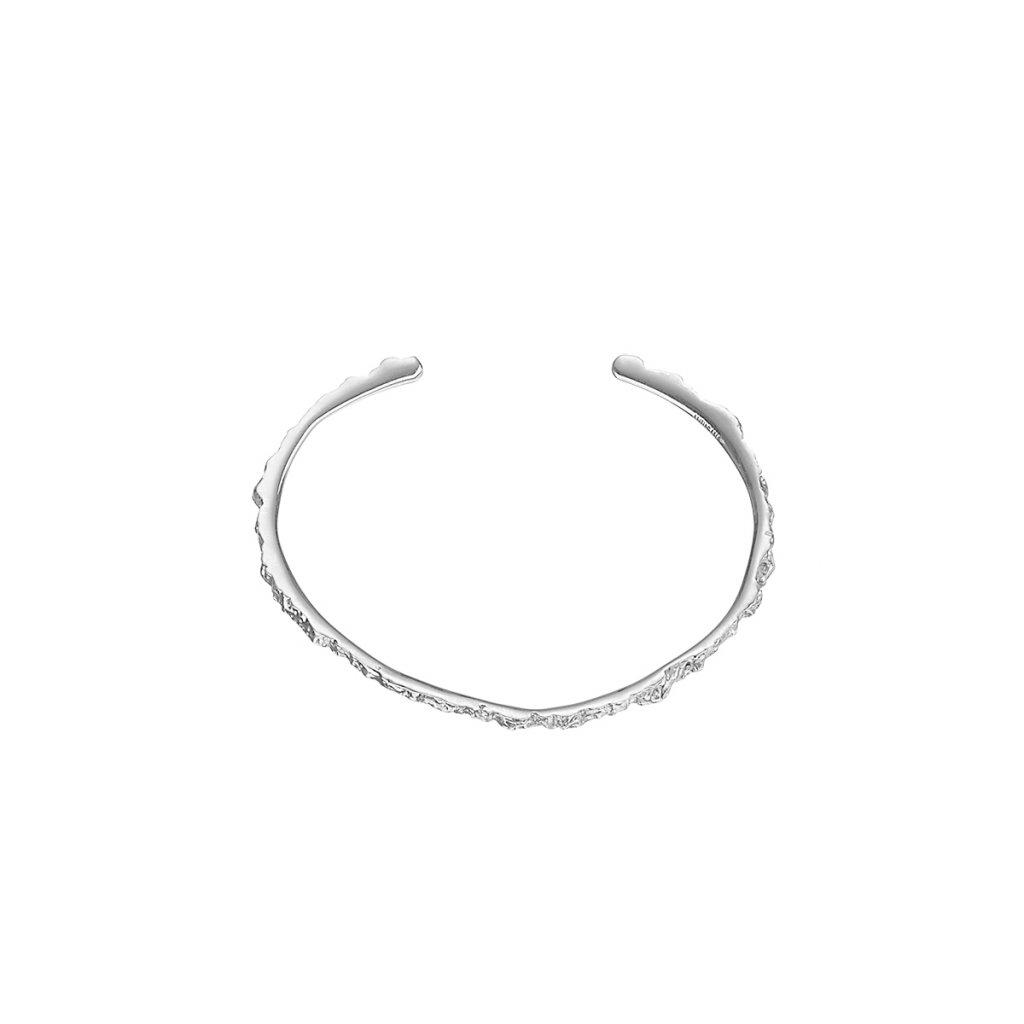 Amuri bracelet - silver