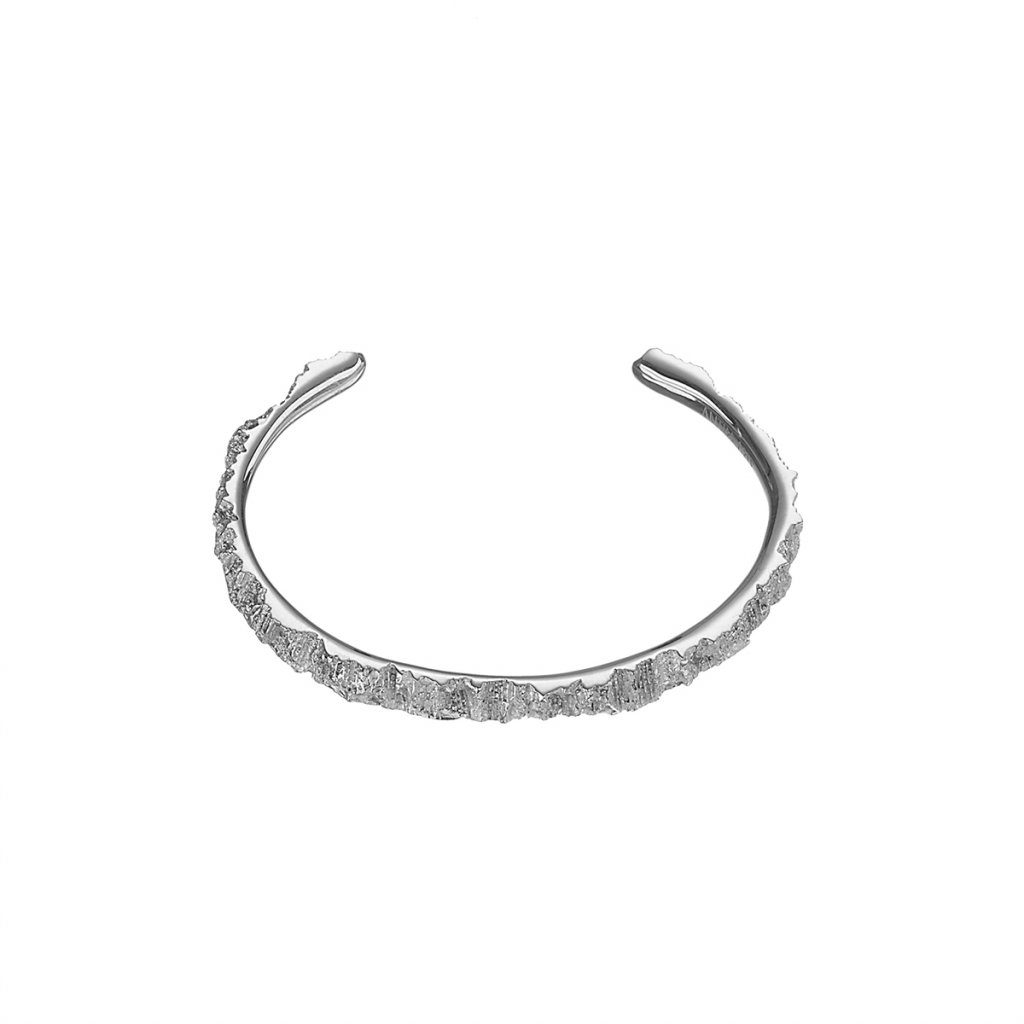 Alskar bracelet - 14kt white gold