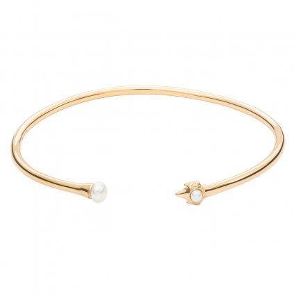 Petite A bracelet - 14kt yellow Gold