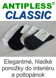 Ponožky Antipless Classic