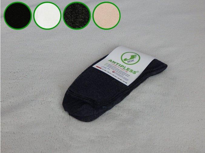 ponozky antipless medic 1 t1