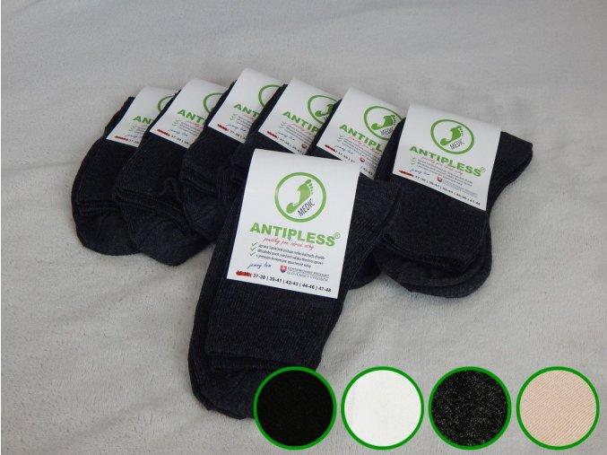 ponozky antipless medic 7 t1