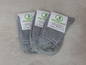 ponozky antipless medic 3 f1