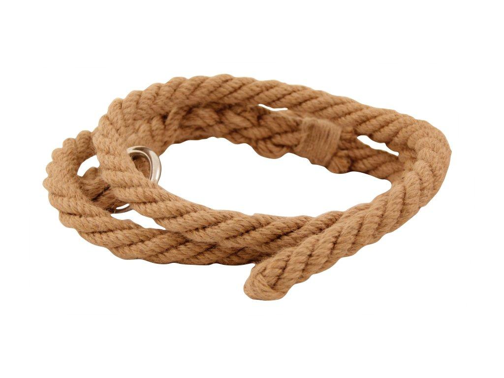 šplhací lano