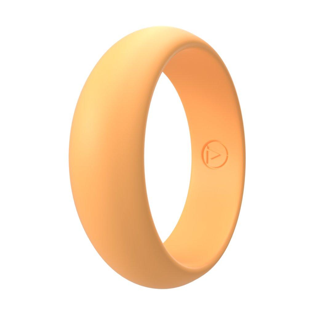 Apricot | Silikonový prsten