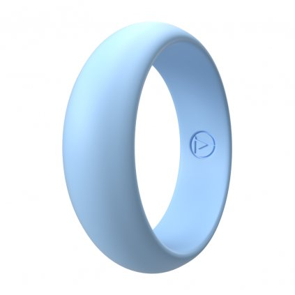 Sky Blue | Silikonový prsten