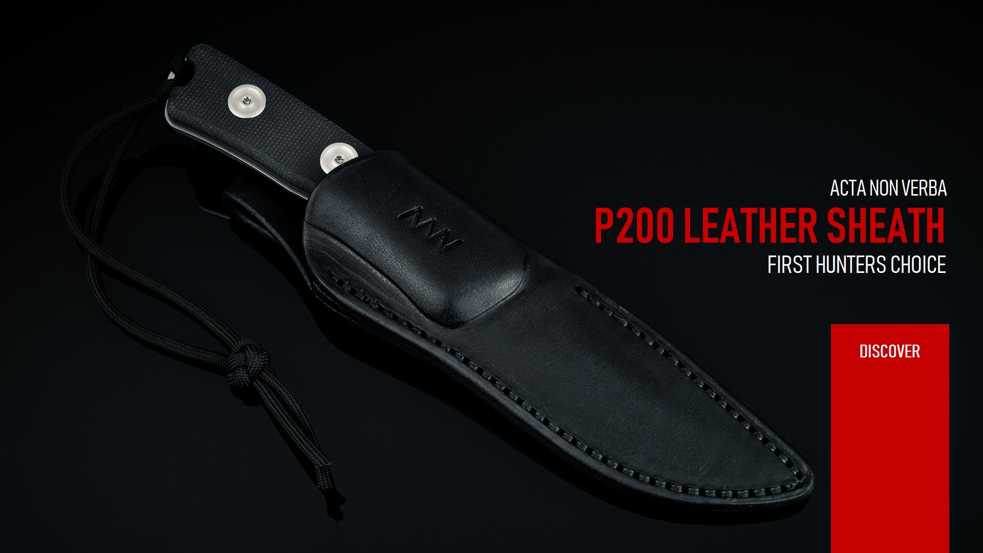 P200 Leather - First Hunters Choice