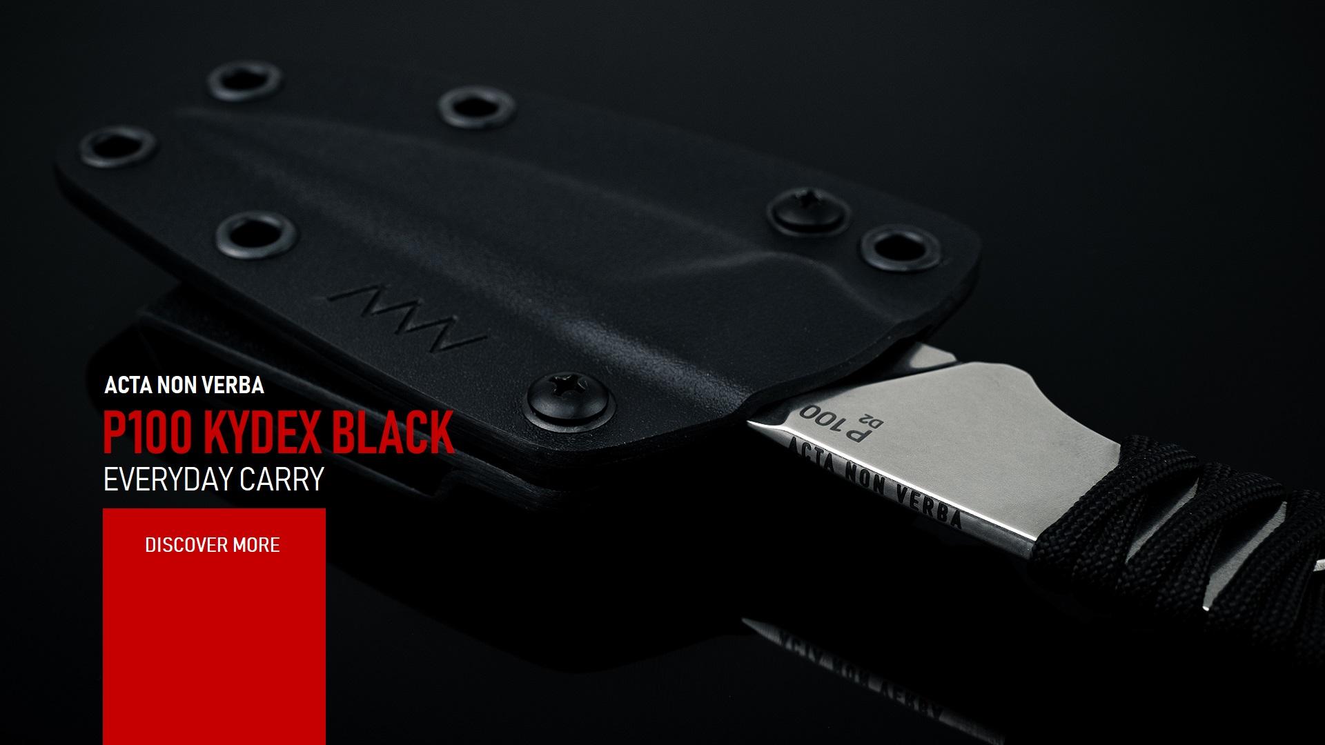 P100 Black Promo