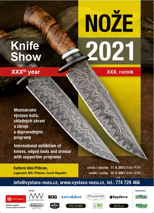 Nože 2021