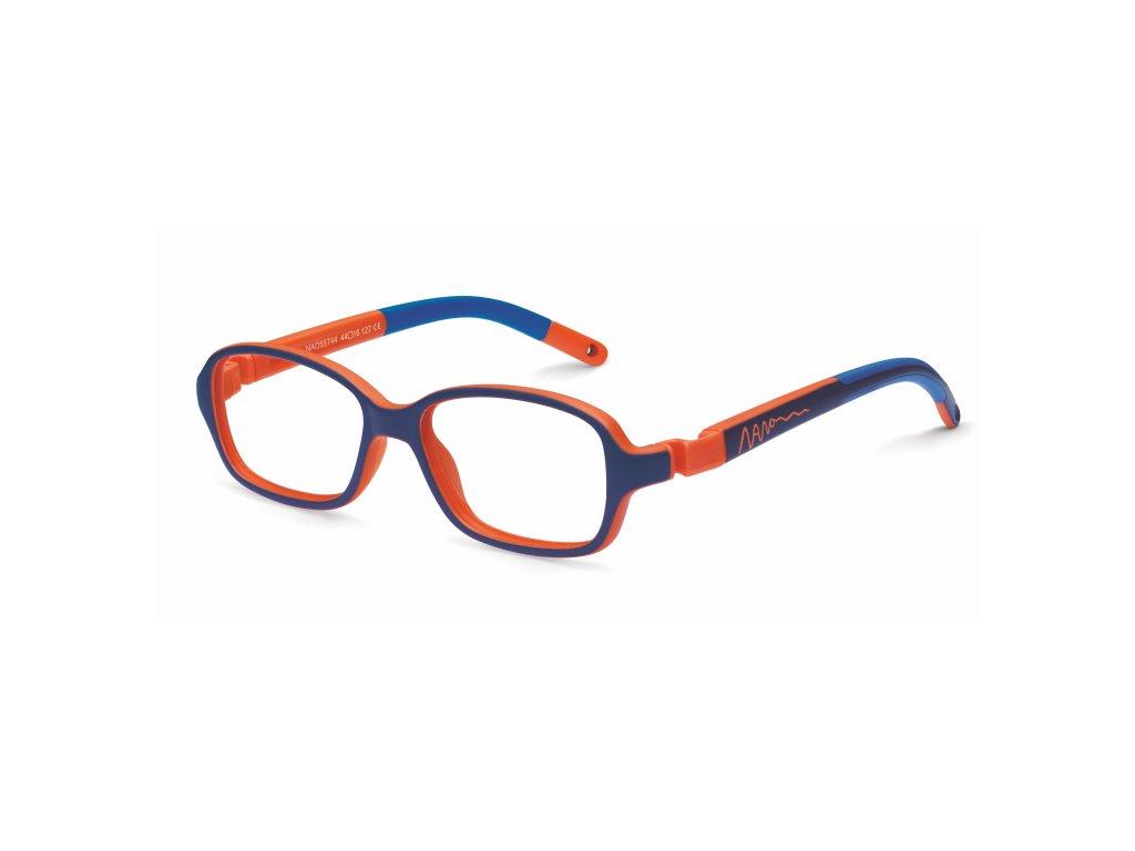 NANO - 55742 - DING DONG - BLUE / ORANGE