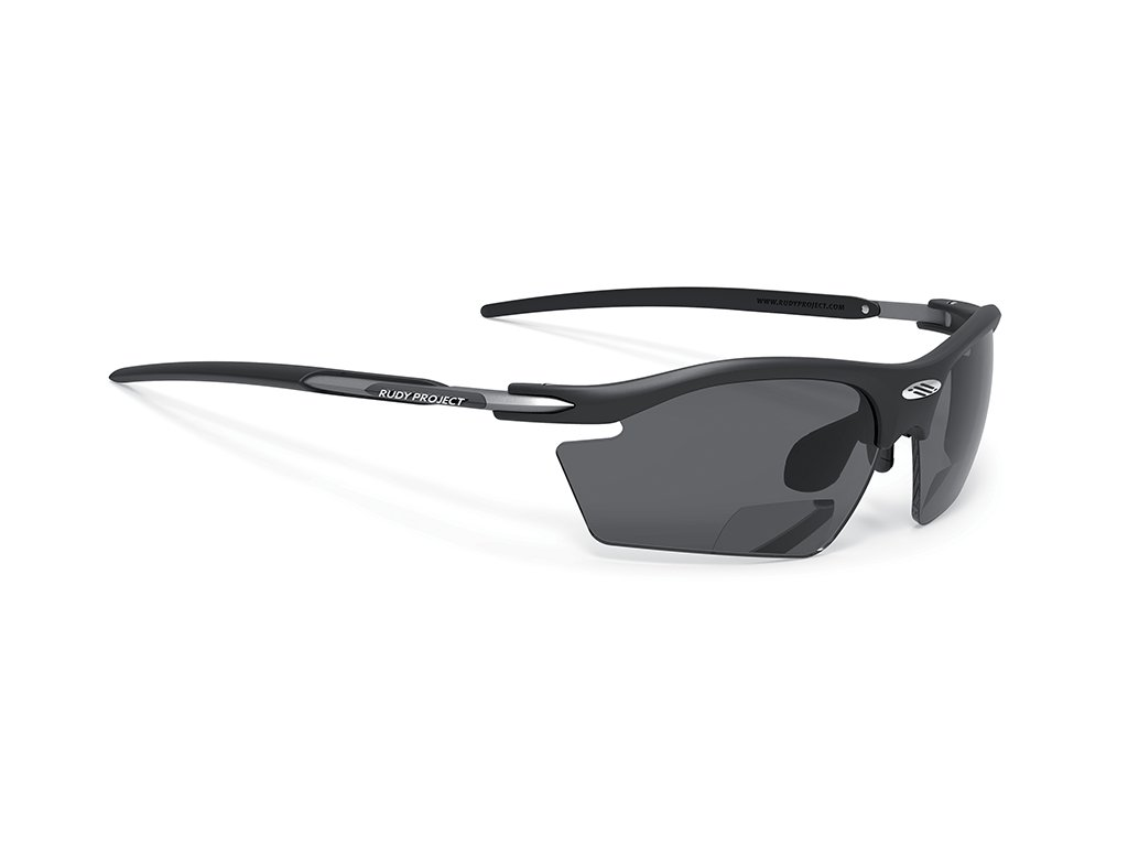 rydon reader matte black smoke
